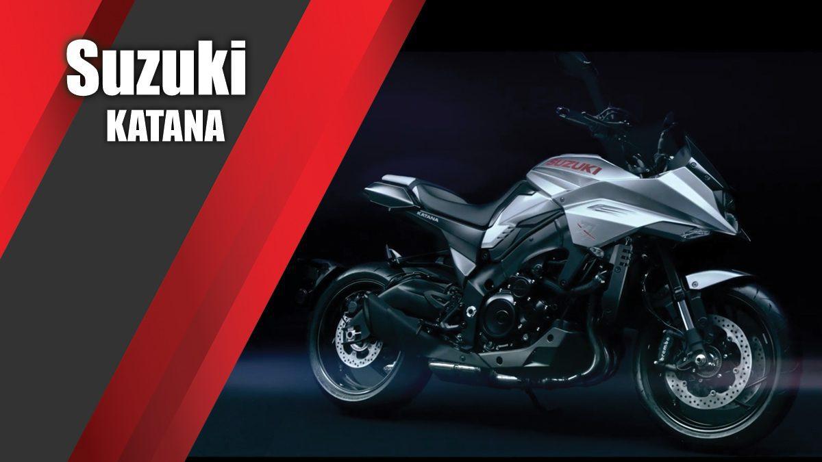 Suzuki KATANA - Trailer