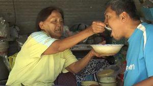 ชูแม่หัวใจแกร่ง เลี้ยงลูกพิการกว่า40ปี ห่วงวันใดจากไปแล้วเขาจะอยู่อย่างไร?