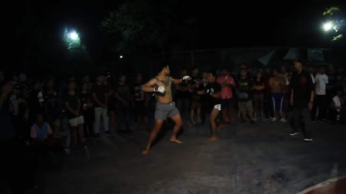 Fight Club Thailand ท็อป x เจมส์ คู่ที่ 15