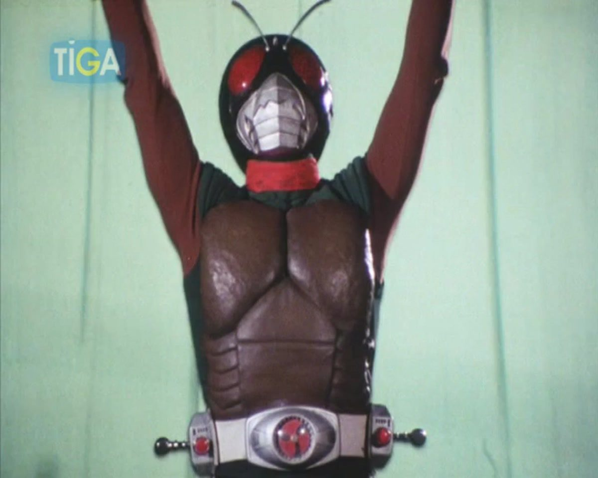 Masked Rider Skyrider ตอนที่ 12-3