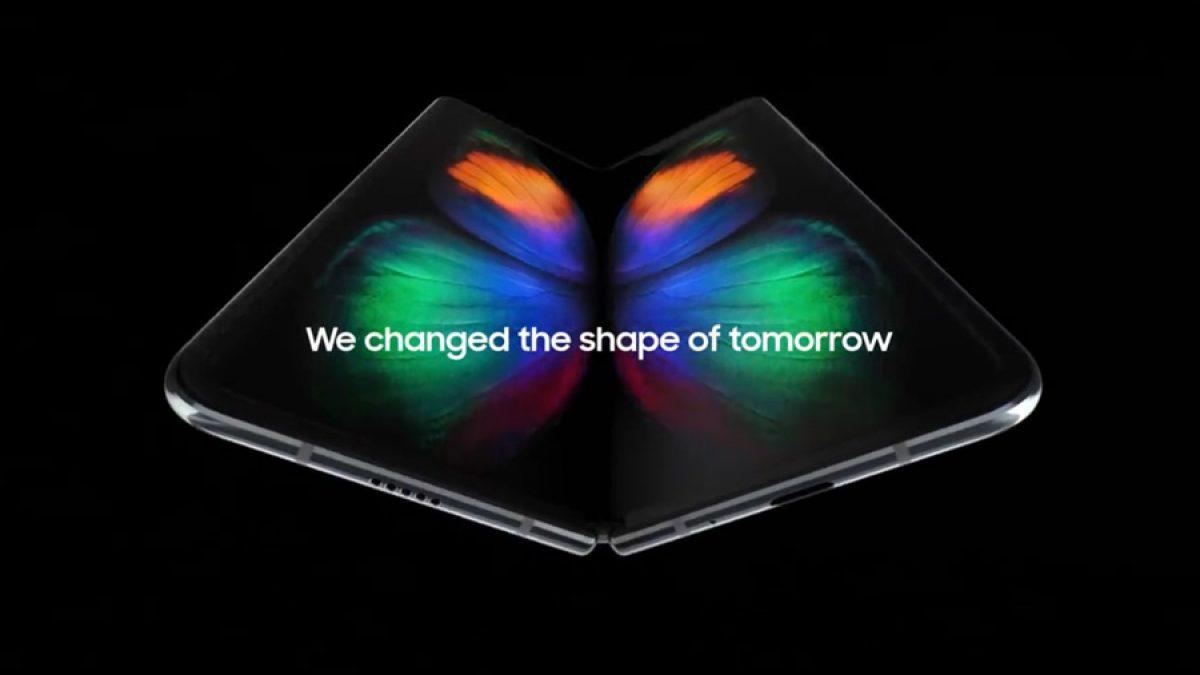 Samsung Galaxy Fold สมาร์ทโฟนจอพับ พร้อมกล้อง 6 ตัว!!