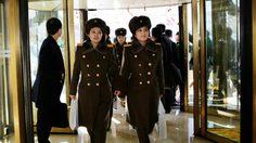 เกิร์ลกรุ๊ปเกาหลีเหนือ Moranbong Band บินจัดคอนเสิร์ตในจีน