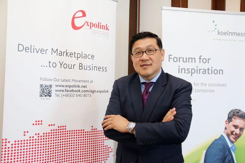 """""""เอ็กซ์โปลิงค์"""" ตีปีกปี 62 ขึ้นแท่นผู้นำตลาดจัดงานแสดงสินค้าของไทย"""