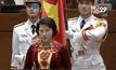ประธานรัฐสภาหญิงคนแรกของเวียดนาม