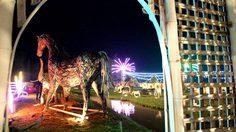 กินลมชมทุ่ง ณ ภูล้อมโฮม จ.ราชบุรี ที่เที่ยวใหม่ไปได้ทั้งวันทั้งคืน