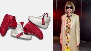 """ใจเต้นรัวๆ เมื่อเจ้าแม่แฟชั่น แอนนา วินทัวร์ จับมือ Nike ออกแบบคอลเลคชั่น """"AWOK"""""""