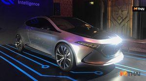 Mercedes-Benz อวดโฉม รถยนต์ไฟฟ้า ต้นแบบ EQA ครั้งแรกในประเทศไทย