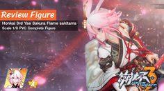 รีวิวฟิกเกอร์ Yae Sakura จากเกมมือถือสุดฮอต Honkai Impact 3