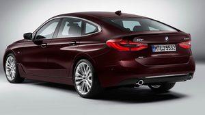 มาแล้ว! ภาพ เปิดตัว อย่างเป็นทางการของ New BMW Series 6 GT