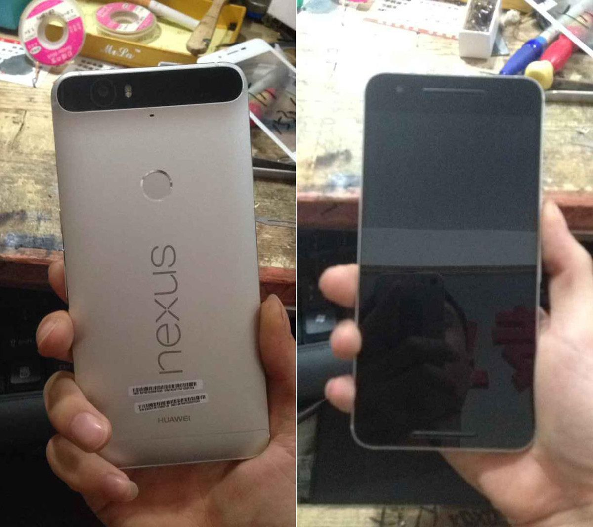 huawei nexus photo leak