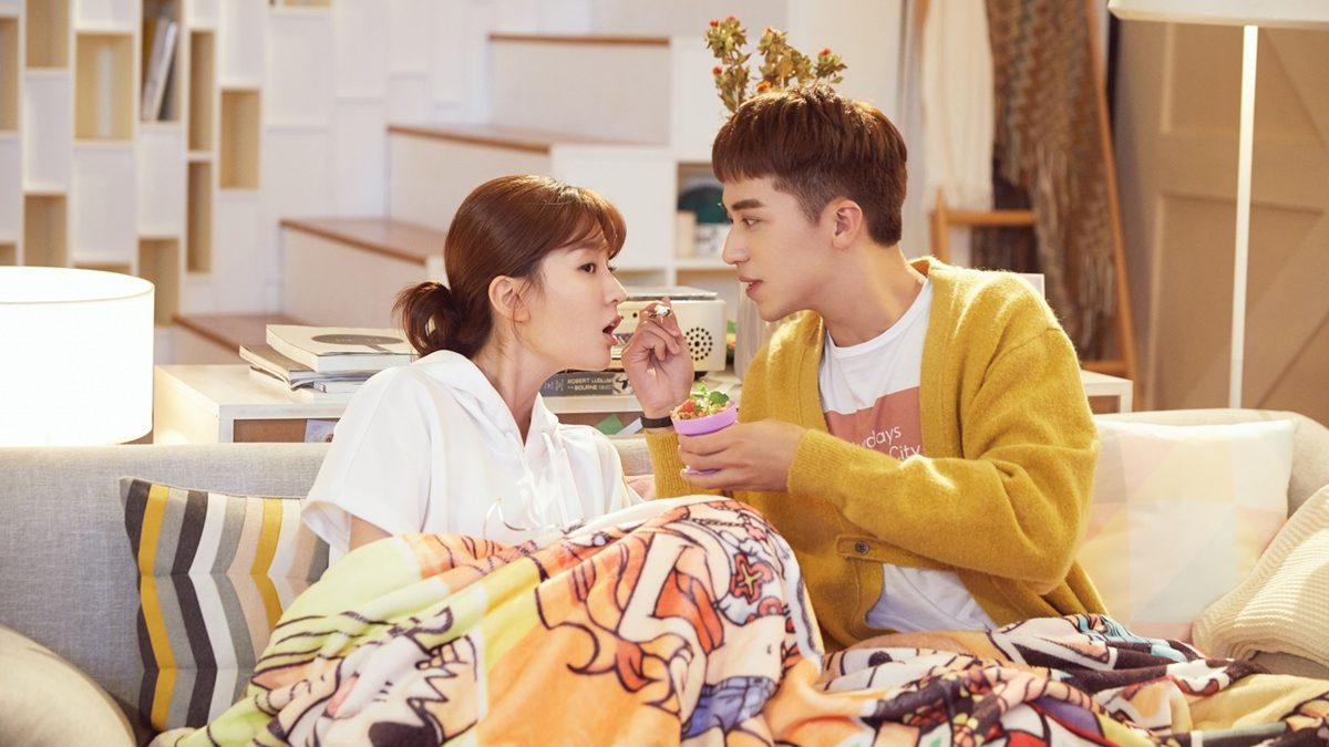 """""""สวี่เว่ยโจว-เฉียวซิน"""" เคมีความจิ้นสุดฟิน ในซีรีส์จีนสุดฮอต My Girlfriend ป่วนหัวใจยัยต้องคำสาป"""