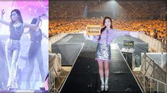 เจสสิก้า จอง โชว์เสียงหวานสดๆ! แฟนคลับเมืองไทยฟินสุดๆ!!