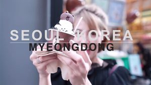 9 ร้านอร่อย ณ เมียงดง | [ Myeongdong Korea ] | By moomint