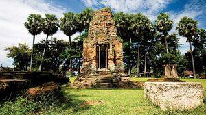 """ตำนาน """"ปราสาทภูมิโปน"""" ปราสาทขอมโบราณเก่าแก่ที่สุดในประเทศไทย"""