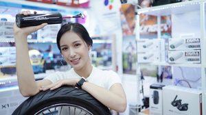 สาวแอนนี่ แนะนำ ZIGMA Smart Mini Air Pump อุปกรณ์ใหม่สำหรับชาวไบเกอร์