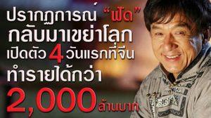 ระห่ำทั่วจีน 4 วัน 2,000 ล้าน! เฉินหลงยิ้ม Skiptrace คู่ใหญ่สั่งมาฟัด กระแสแรง