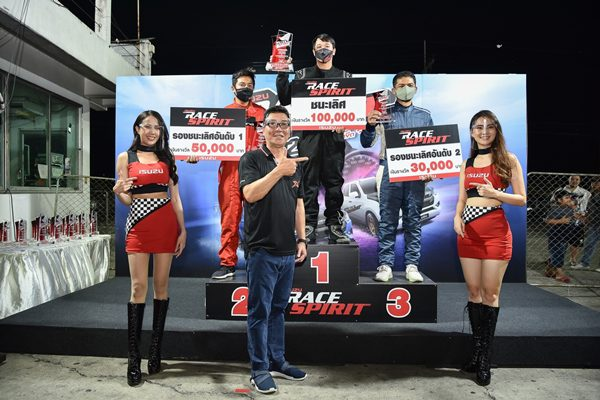 Isuzu Race Spirit 2020