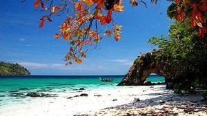 เกาะเหลาเหลียง มนต์เสน่ห์แห่งท้องทะเลตรัง!