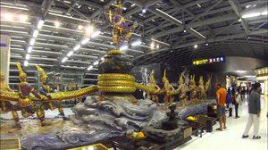 5 Transports Running from/to Suvarnabhumi Airport – Bangkok City Center