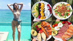 40 เมนูลดน้ำหนัก แบบ paleo diet เน้นคาร์บธรรมชาติ โปรตีนจากเนื้อสัตว์