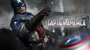 Hot Toys เผยโฉมแล้ว! Captain America: The First Avenger MMS 156