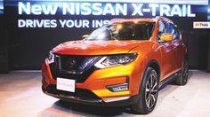 เปิดตัวรถเอสยูวี Nissan X-Trail ใหม่ ด้วยราคาเริ่มต้นที่ 1,350,000 บาท