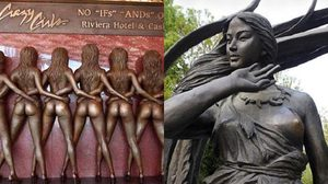 10 รูปปั้นจากทั่วโลก ที่เวลาไปเที่ยว เห็นแล้วอดเอามือไปสัมผัสไม่ได้จริงๆ