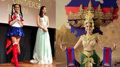 ชุดประจำชาติ Miss Universe 2018