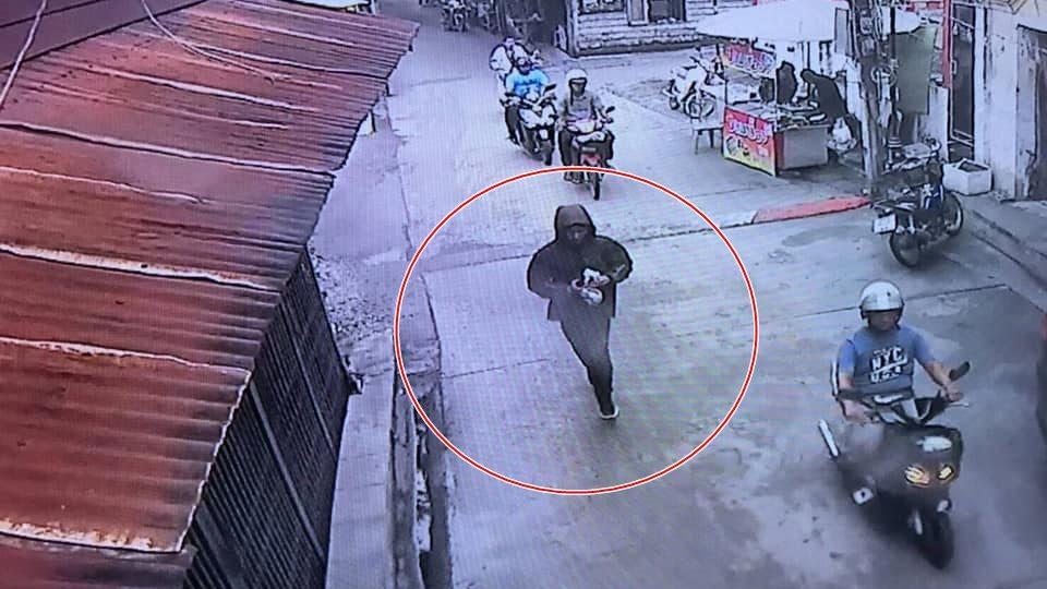 รวบแล้ว!! หนุ่มบุกเดี่ยวปล้น ธ.ทหารไทย สารภาพเงินไม่พอใช้
