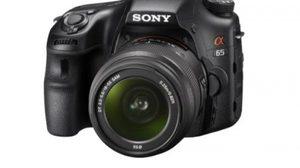 Sony A68 กล้องตัวคูณกำลังมาเดือนพฤศจิกายน