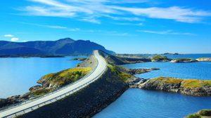 Atlantic Ocean Road ถนนวิวสวยที่สุดแห่งหนึ่งของโลก