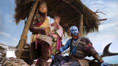 ทุ่มสุดตัว!! เจิ้งป๋อไช่ เนรมิตเมืองแม่ม่ายให้ยิ่งใหญ่ตระการตา ใน The Monkey King 3