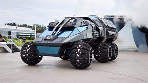 ฮือฮาไปกับ Mars Rovers Concept ยานสำรวจดาวอังคารจาก NASA