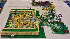 พยายามมาก! แฟนคลับต่อ LEGO STARCRAFT สร้างฐาน Protoss สมจริง