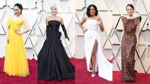 แฟชั่นพรมแดง Oscars ครั้งที่ 91 สวยเจิดไม่มีใครยอมใคร!!