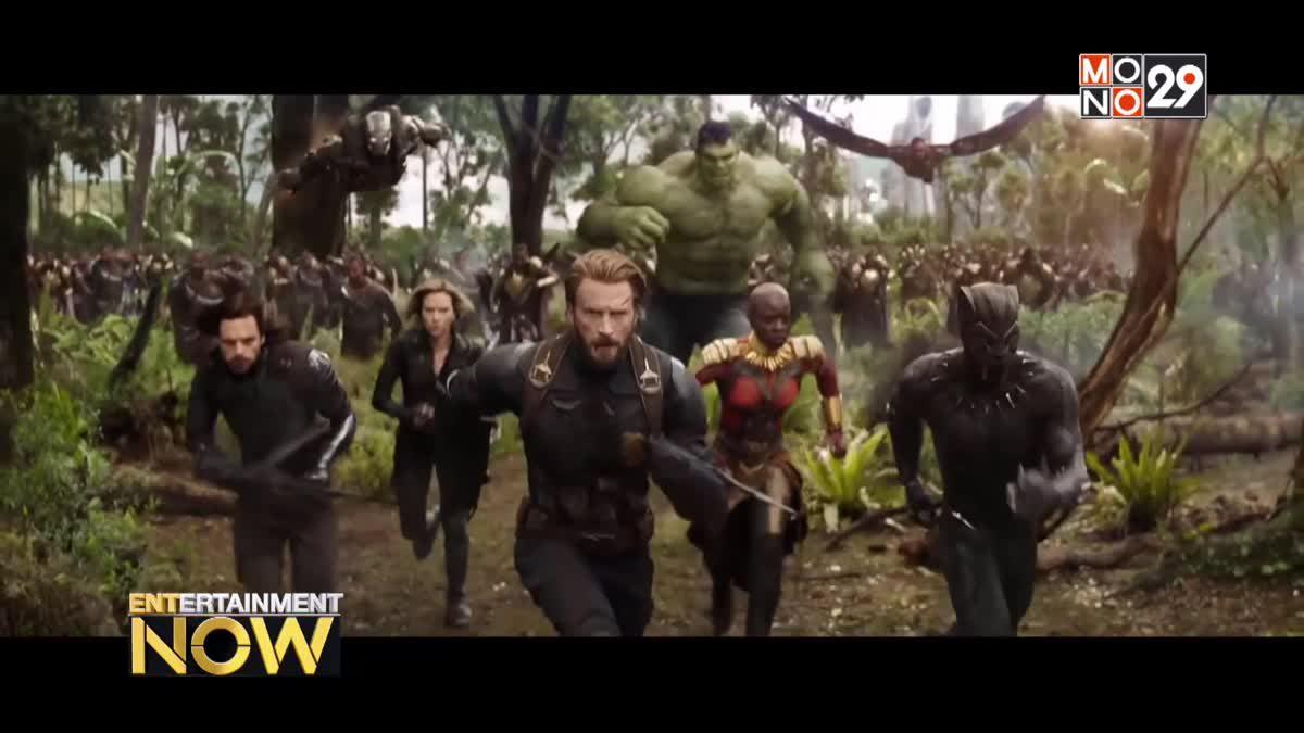 Avengers: Infinity War เก็บ 3 รางวัลเวที People's Choice Awards