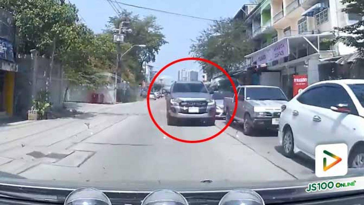 รถก็ติด รีบก็รีบ ขับแบบนี้แหละใครจะทำไม?! (14/03/2020)