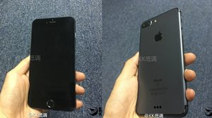 สวยดุดัน!!! ภาพหลุด iPhone 7 Plus สีดำ สวยงามสมกับที่รอคอย