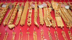 ราคาทองวันนี้ ปรับครั้งที่ 1 ลง 50 บาท ทองรูปพรรณขายออกบาทละ 25,900 บาท