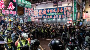 สถานการณ์การประท้วงในฮ่องกงยังดุเดือด