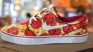 """หิวขึ้นมาทันที!! กับ Nike Stefan Janoski """"Pepperoni Pizza"""""""