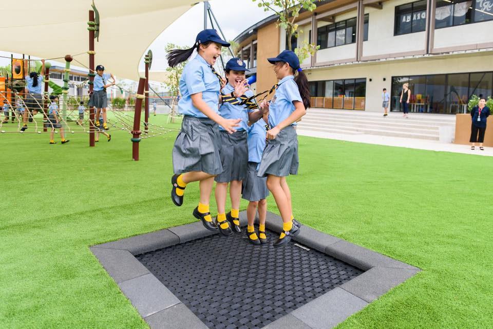 Boarding schools in Thailand.