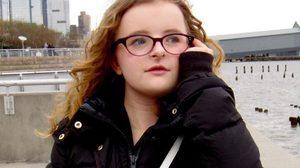 """ทำความรู้จักดาราเด็ก Milly Shapiro ผู้เป็นเจ้าของเสียง """"เต๊าะ"""" ในหนัง Hereditary"""