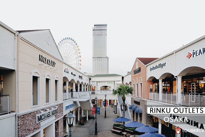 ริงกุ เอาท์เล็ต - Rinku Premium Outlets