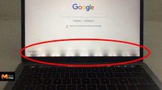 งานเข้า!! พบผู้ใช้ Macbook Pro เจอปัญหา หน้าจอมีแสงสะท้อนด้านล่างเหมือนไฟเวที