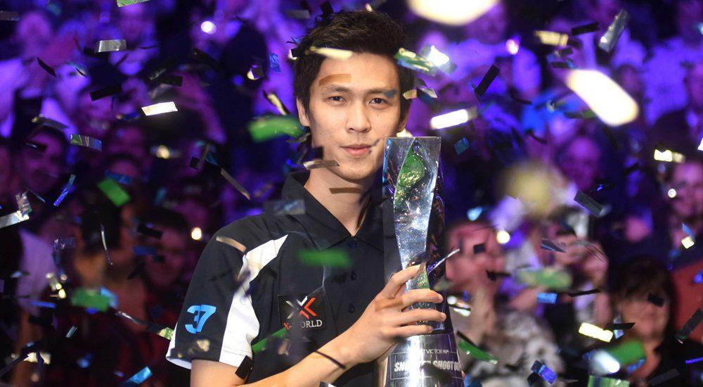 เทพไชยา ปลื้มสอยแชมป์สะสมคะแนน ชู้ตเอาท์ 2019 หวังปลุกกระแสสอยคิวในไทย