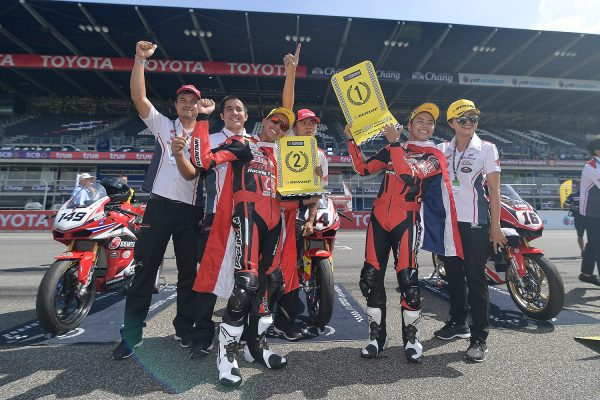 Asia Road Racing Championship 2019