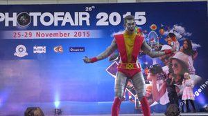 พาเที่ยว ชมบรรยากาศงาน Photo Fair 2015