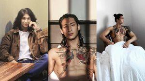 เปียง ทาคอน Paing Takhon นายแบบหนุ่มจากพม่า หล่อระดับสมบัติของชาติ
