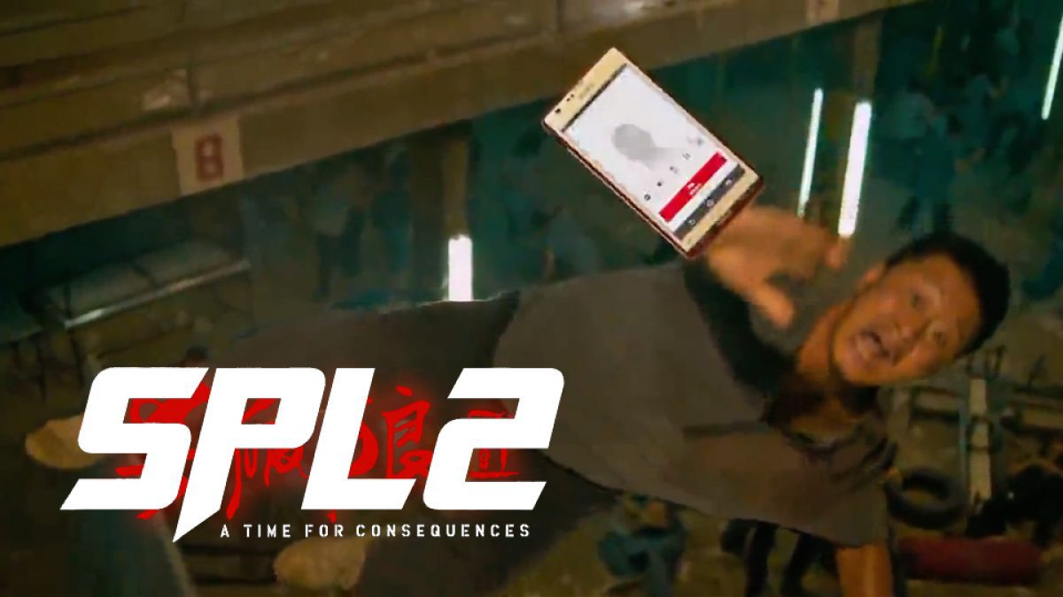 (คลิป) ชม โทนี่ จา ตะลุมบอนแบบ 'ลองเทค' ใน SPL II